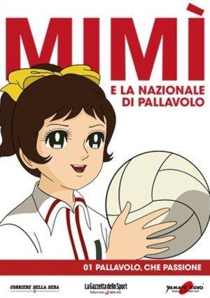 Mimi e la nazionale della pallavolo