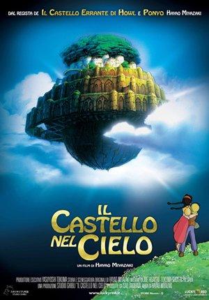 Laputa - Il castello del cielo