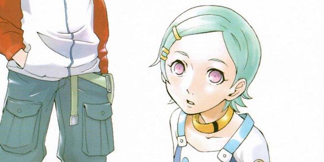 Eureka Seven di Jinsei Kataoka e Kazuma Kondou