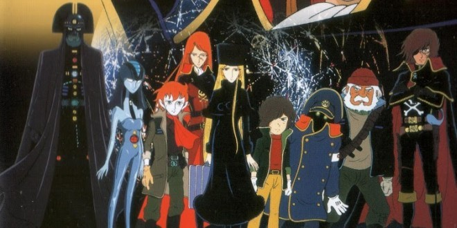 Addio Galaxy Express 999