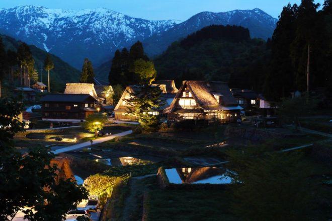 villaggio-di-gokayama