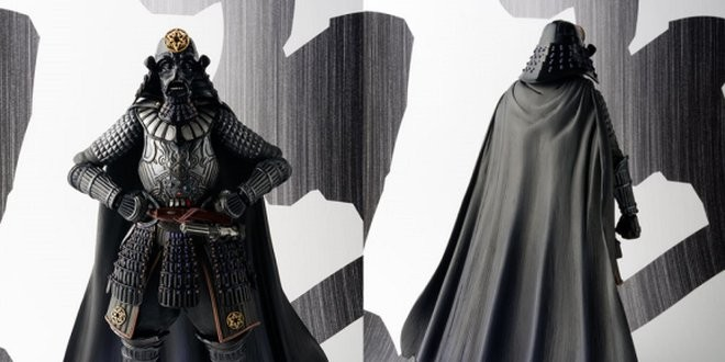 Darth Vader in versione samurai