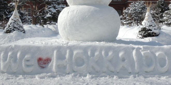 Hokkaido e la neve