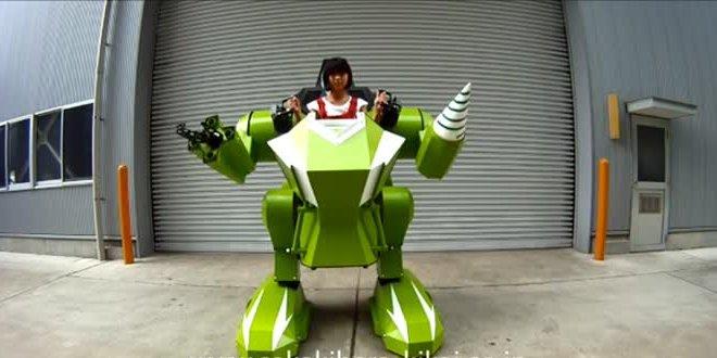 Trovare un robot nel fukubukuro