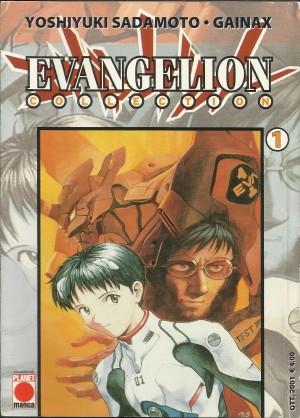 Evangelion di Yoshiyuki Sadamoto