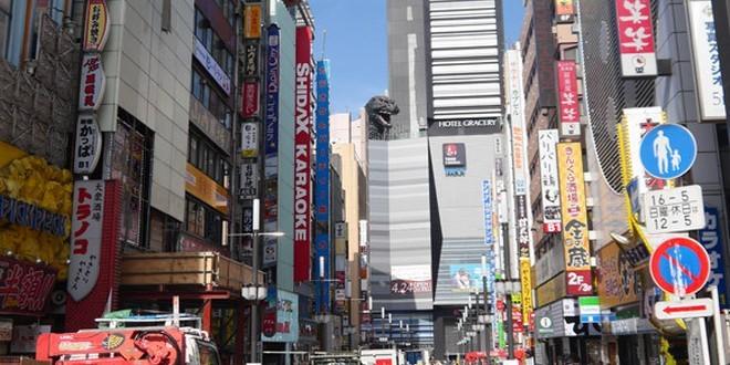 Godzilla è arrivato a Tokyo!