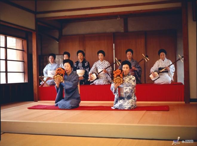 Musica tradizionale Giapponese a Ishikawa