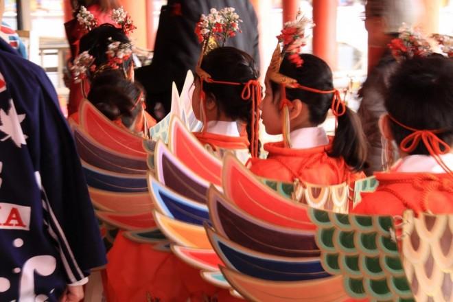 Il Festival Miyajima Kiyomori