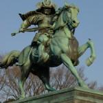 la-statua-di-kusunoki-masashige