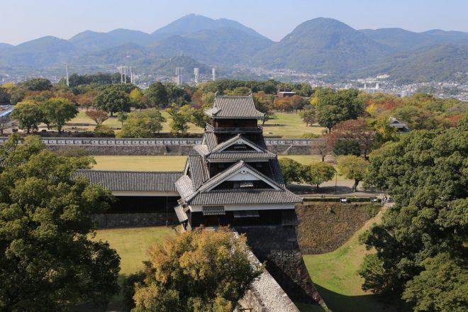 lo-splendore-del-castello-kumamoto