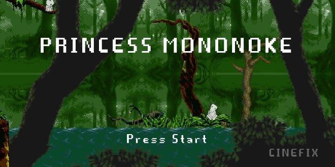 la-principessa-mononoke-8-bit