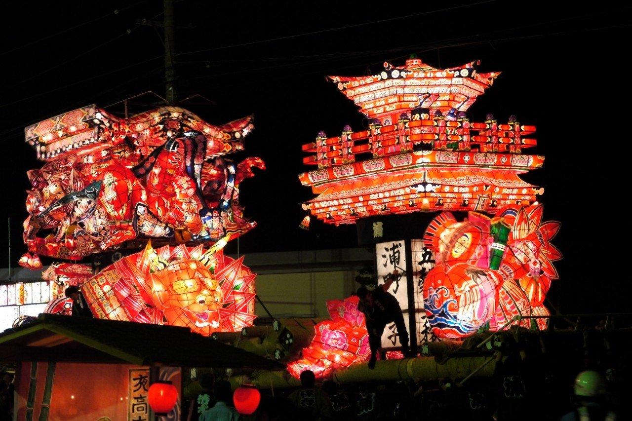 festival-tsuzawa-yotaka-andon