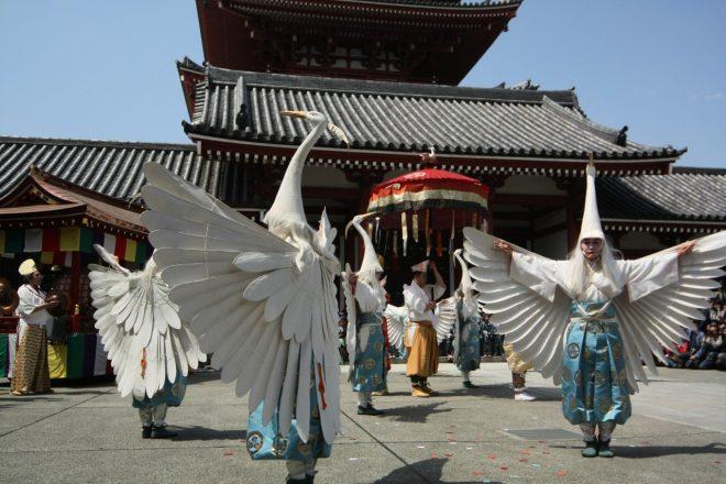 la-cerimonia-della-shirasagi-no-mai