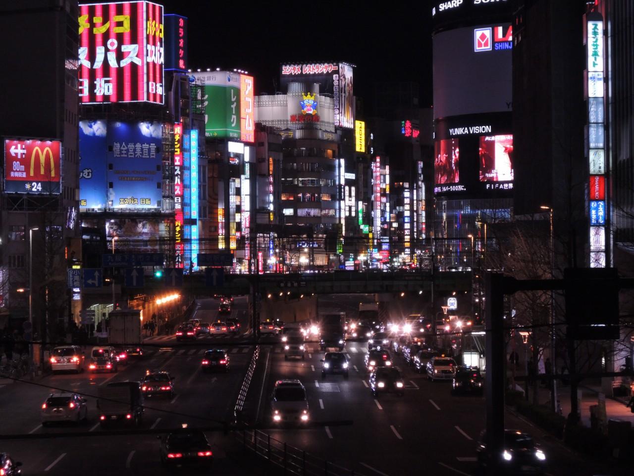 shinjuku-night