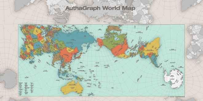 la-piu-precisa-mappa-del-mondo