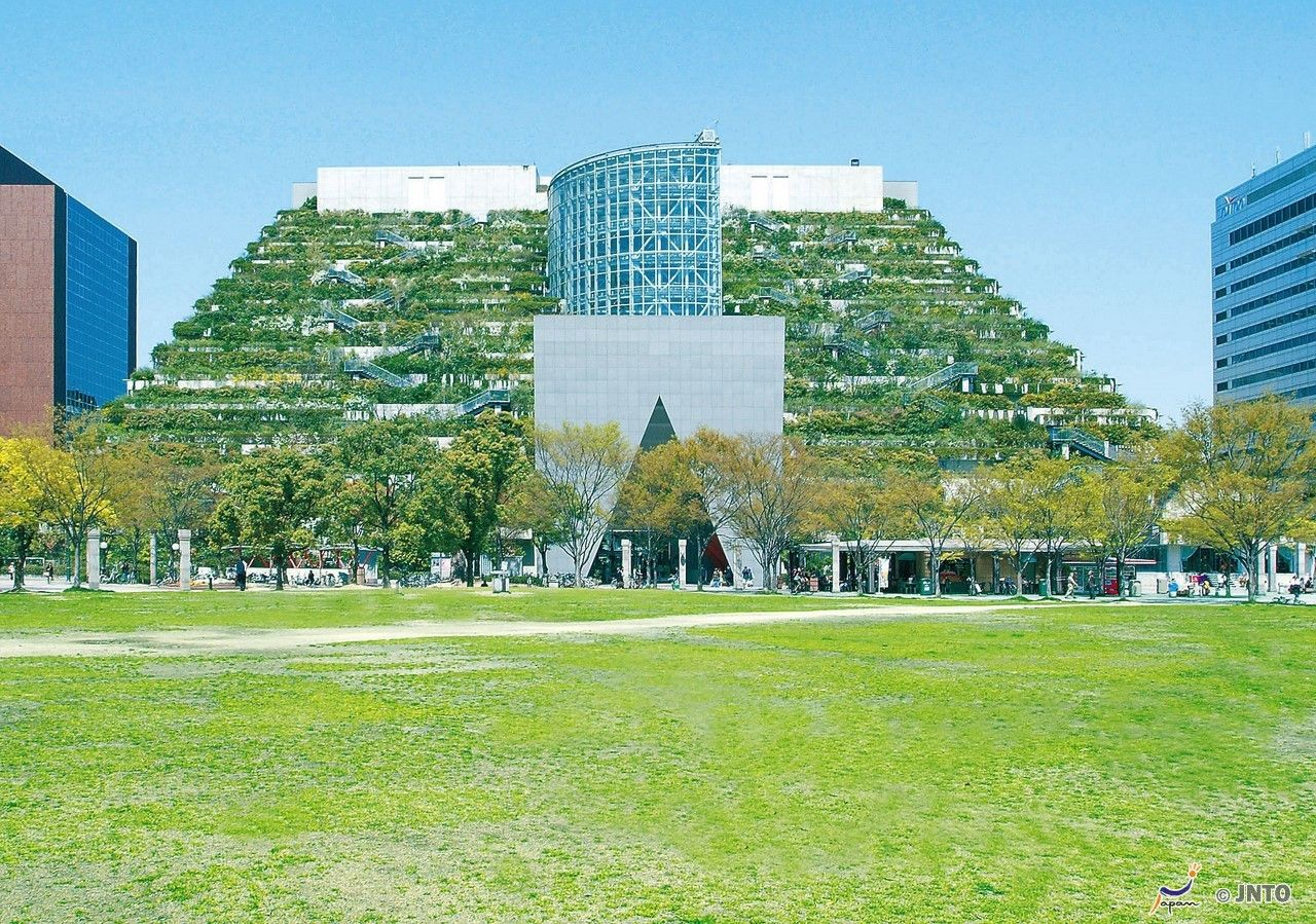 I giardini terrazzati di fukuoka - Giardini terrazzati immagini ...