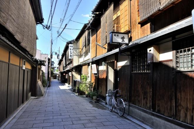 Le strade di Gion