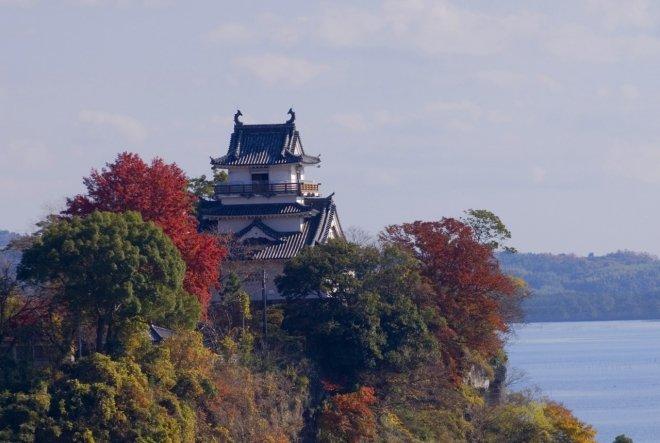 Il Castello di Kitsuki