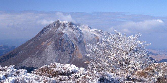 Il Monte Tsurumi