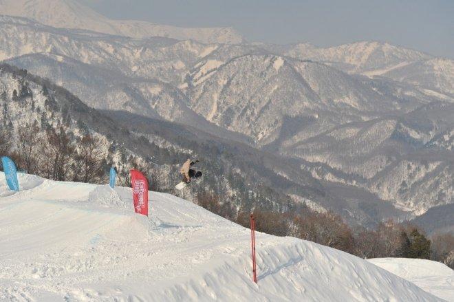 L'inverno a Hakuba