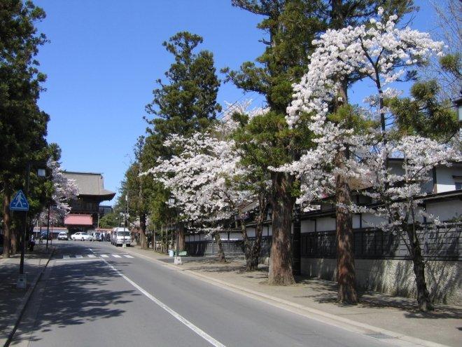Il Tempio Zen di Hirosaki