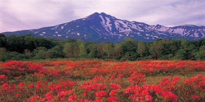 Il monte Chokai