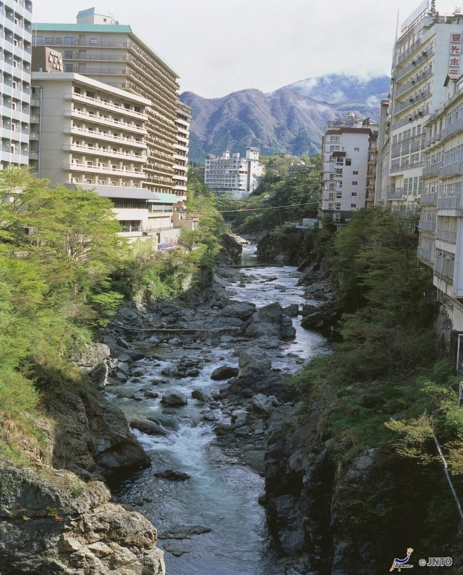 Il fiume Kinugawa