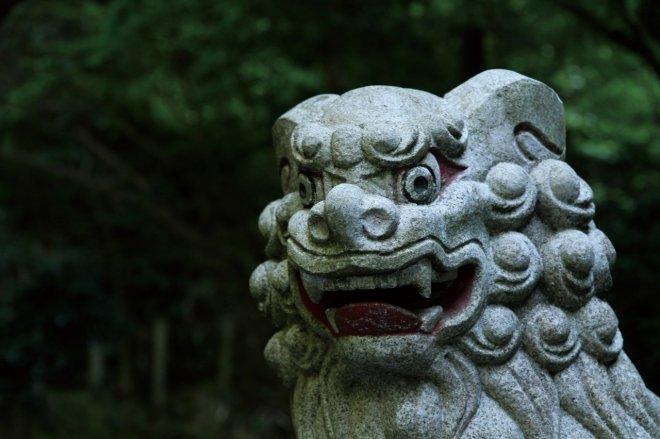 Il Santuario di Kifune