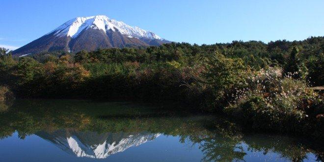 La bellezza del Monte Daisen