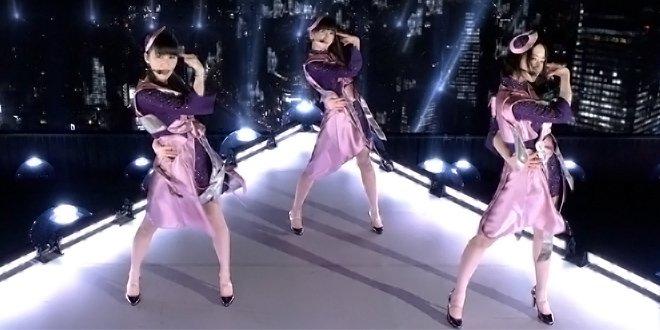Perfume - Time Warp pv