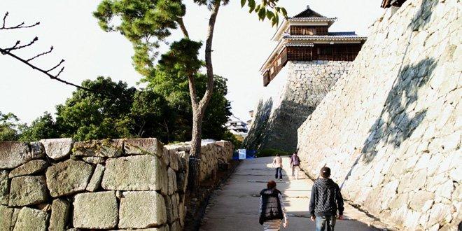 Il castello di Matsuyama