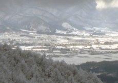 La stazione sciistica di Yamagata Zao Onsen