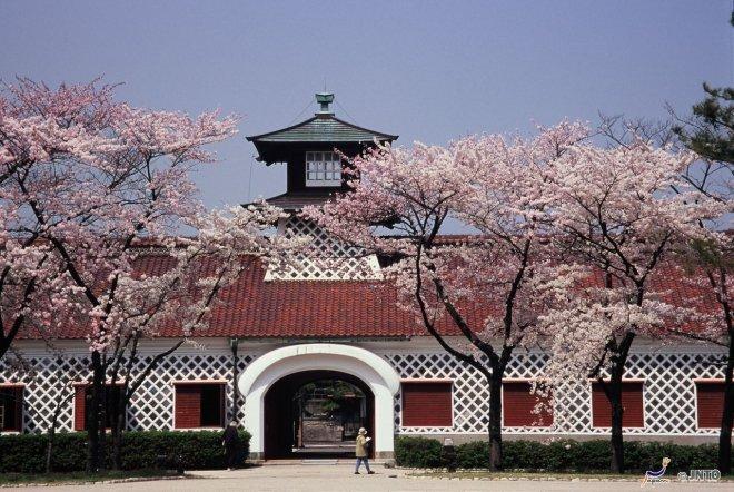 Il Museo di storia della città di Niigata