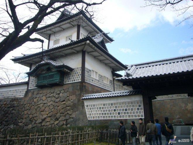 Il castello di Kanazawa