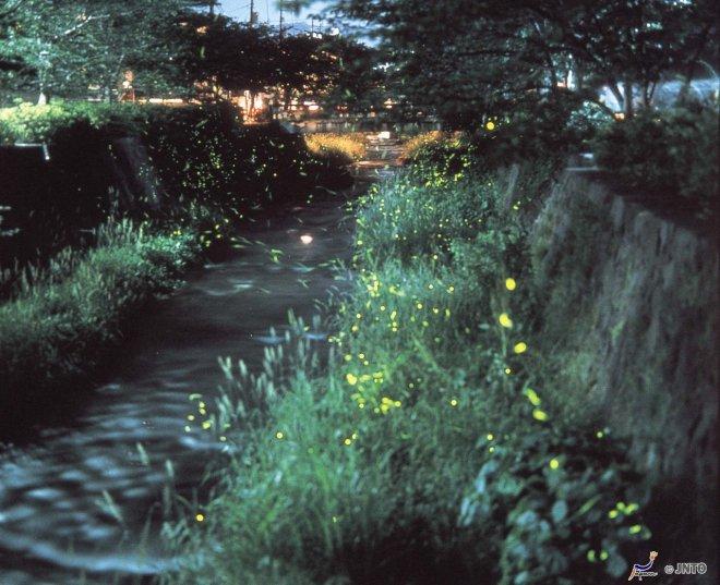 La riva di Ichinosaka