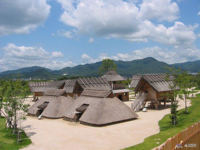 Il sito storico di Yoshinogari